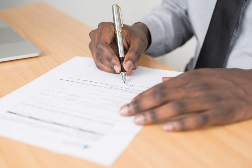 The First Steps in Creating a Will and Testament